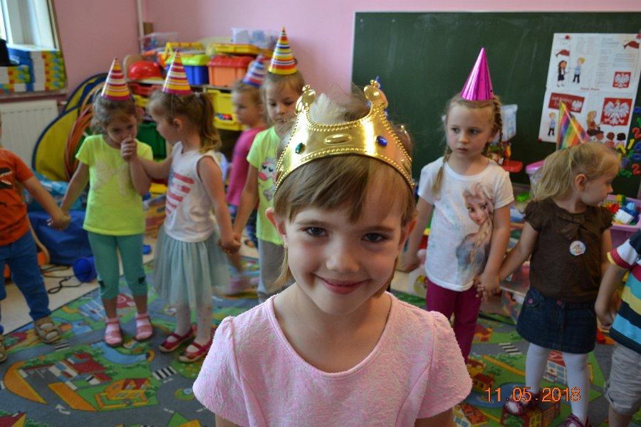 Urodziny Paulinki
