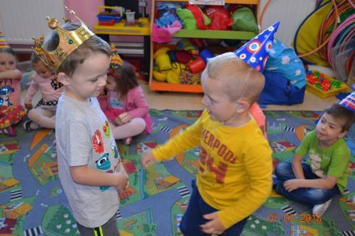 Urodziny Macieja